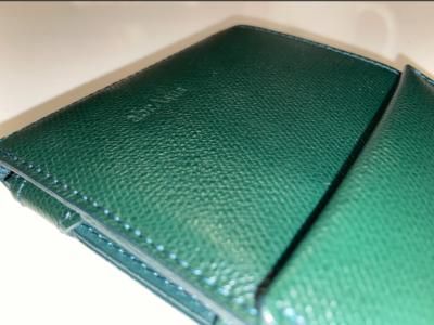 abrAsusの薄い財布を使った感想。最高。【女】【ミニマリスト】